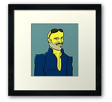 Australia's Next Top Model - Alex Perry Framed Print