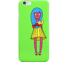 Cute Little Skull Girly iPhone Case/Skin