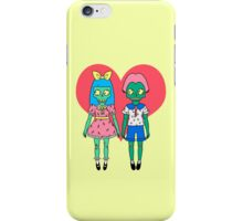 Skull Kiddies iPhone Case/Skin