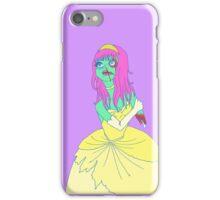 Zombie Princess iPhone Case/Skin