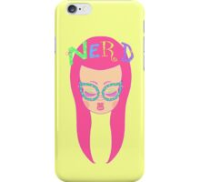 Cute Nerd iPhone Case/Skin
