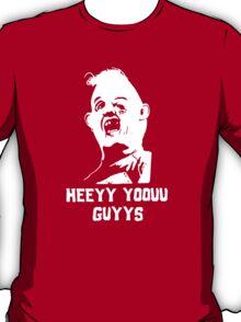 Goonies Sloth  T-Shirt