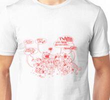 PISSWOLVES shirt Unisex T-Shirt