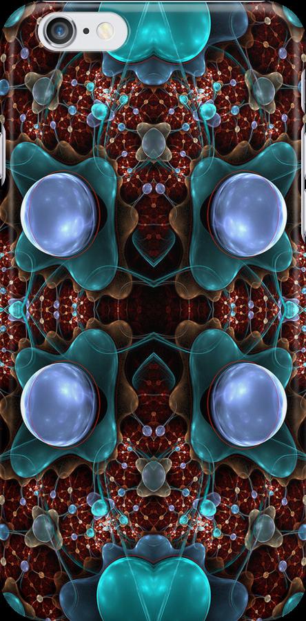 Nebulizer ~ iphone case by Fiery-Fire