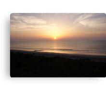 Anatola dawning Canvas Print