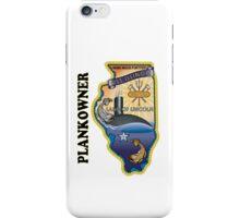SSN-786 USS Illinois Plank Owner Crest iPhone Case/Skin