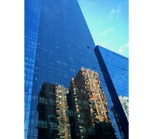 Reflections of 42nd Street Photographic Print