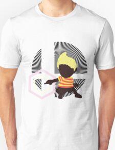 Lucas (Down Taunt, Default) - Sunset Shores T-Shirt