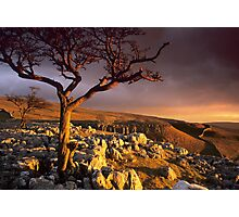 Conistone II Photographic Print