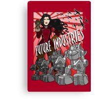 Future Industries Canvas Print