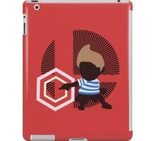 Lucas (Down Taunt, Duster) - Sunset Shores iPad Case/Skin
