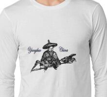 Cormorant Fisherman Long Sleeve T-Shirt