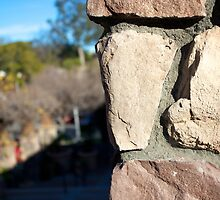Stone Pillar by Vaillettephoto