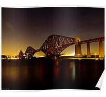 Forth Bridge Poster