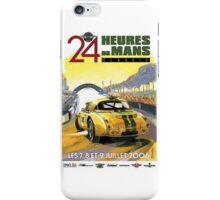 LeMans Classic 06  iPhone Case/Skin