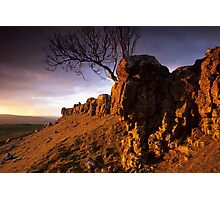 Conistone III Photographic Print