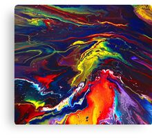 EARTH UNLEASHED Canvas Print