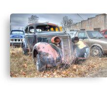Ohio Used Car Metal Print