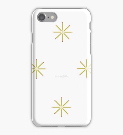 Pencil star phone cover iPhone Case/Skin