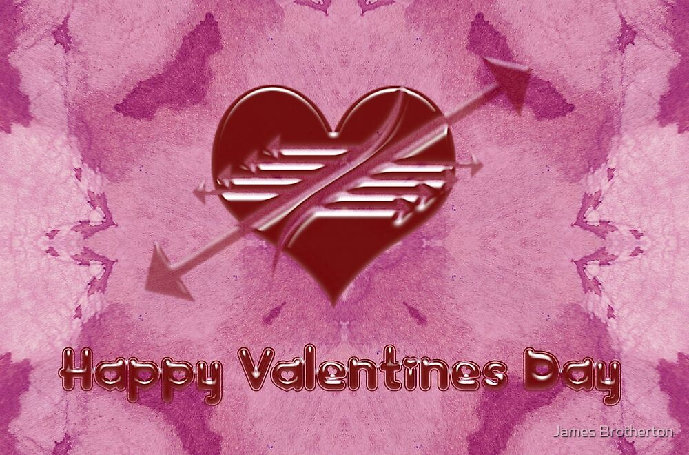 Sweet Valentine by James Brotherton