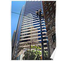 San Francisco Downtown  Poster