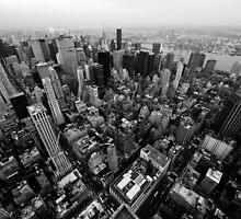 New York Vertigo by Craig Goldsmith