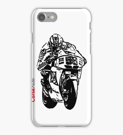 Marco Simoncelli iPhone Case iPhone Case/Skin