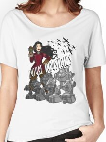 Future Industries Women's Relaxed Fit T-Shirt