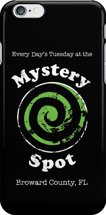 Welcome to the Mystery Spot.   by Snellby