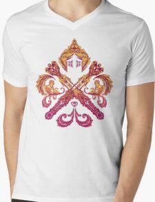 Doctor Victoriana Mens V-Neck T-Shirt