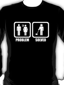 Rude Metal Detecting Shirt T-Shirt