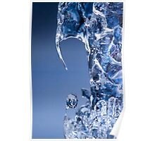 Project: Eavestrough Icicles. Poster