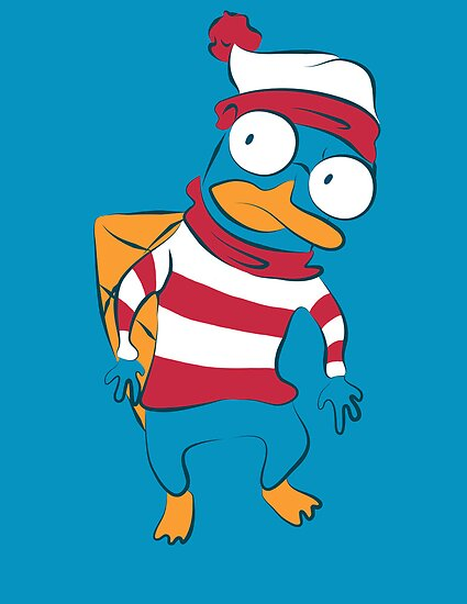 Where's Perry? by Snellby