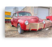 Ohio Used Cars 2 Metal Print
