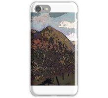Highlands landscape iPhone Case/Skin