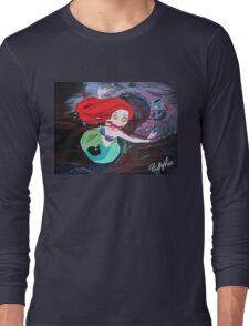 Ariel's Awakening Long Sleeve T-Shirt