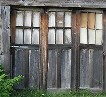 Doorway at Sunapee, NH by corrado