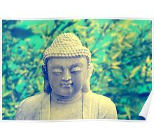 buddha (summer) Poster