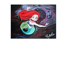 Ariel's Awakening Photographic Print