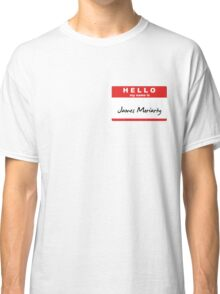 My Name is James Moriarty Classic T-Shirt