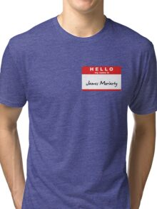 My Name is James Moriarty Tri-blend T-Shirt