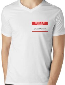 My Name is James Moriarty Mens V-Neck T-Shirt