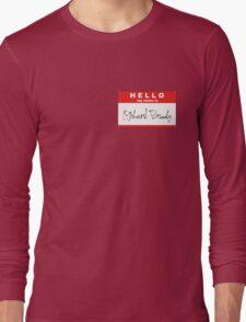 My Name is Richard Brooks  Long Sleeve T-Shirt