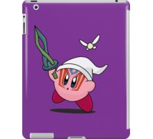 Kirby the Other World Hero iPad Case/Skin