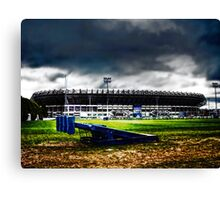 Murrayfield Stadium, Edinburgh, Scotland Canvas Print