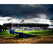 Murrayfield Stadium, Edinburgh, Scotland Photographic Print