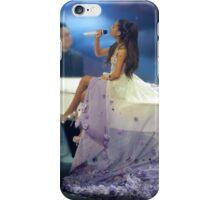 Ariana Grande Floral Dress iPhone Case/Skin