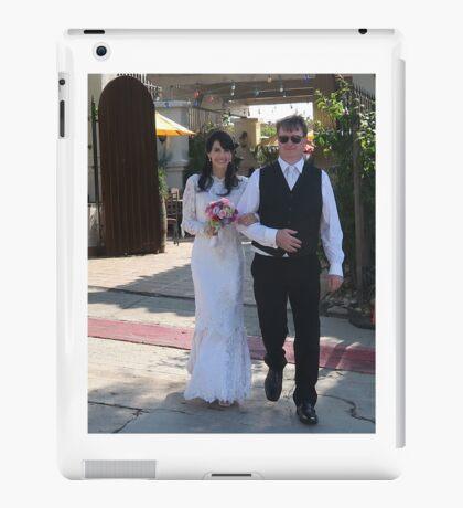 tammy wedding iPad Case/Skin