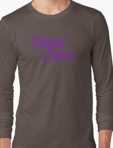 The Purple Shirt of Sex T-Shirt