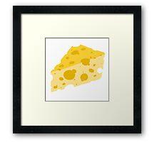 The Big Cheese Framed Print